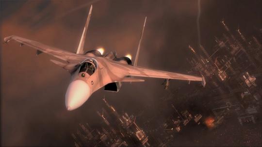 Tom Clancy's HAWX 2 (PS3)
