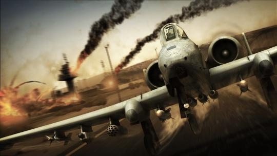 Tom Clancy's H.A.W.X. 2 részletek, képek