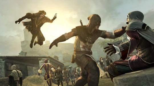 Assassin's Creed: Brotherhood (PS3)