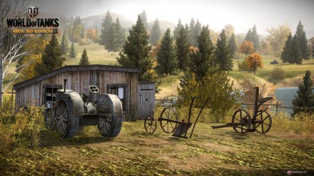 World of Tanks Xbox 360 Edition béta