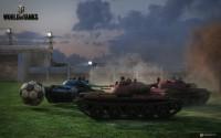 World of Tanks focibajnokság