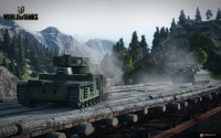 World of Tanks 9.10