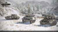 Tank Hunter frissítés a PS4-es World of Tankshez