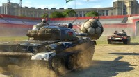 Elindult a World of Tanks Football