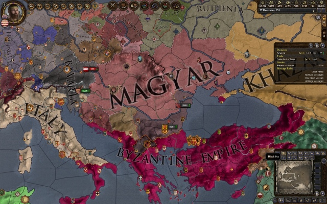 Crusader Kings II cheat
