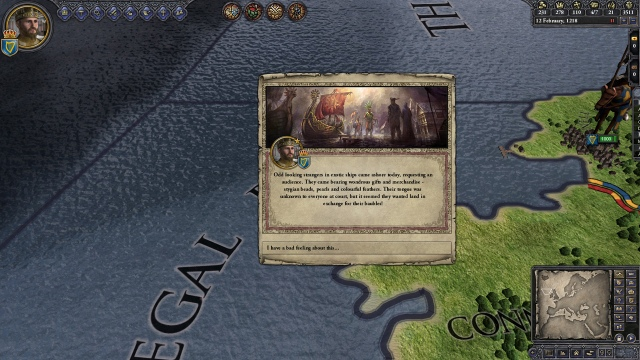 Crusader Kings II: Sunset Invasion