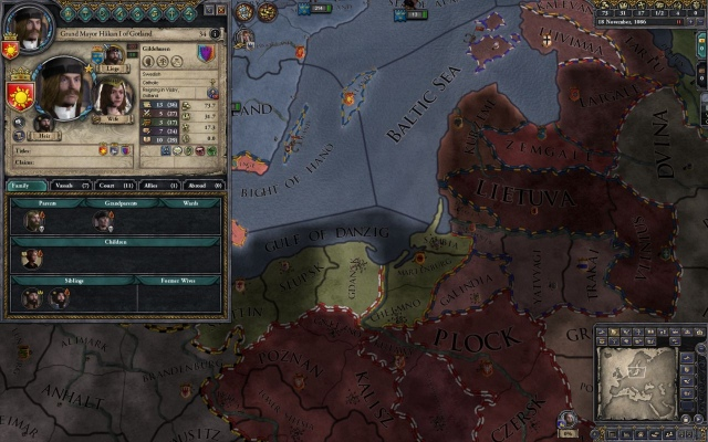 Készülőben a Crusader Kings II: The Republic DLC