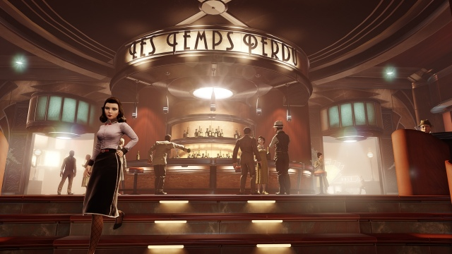Bioshock Infinite: Burial at Sea DLC képek és teaser