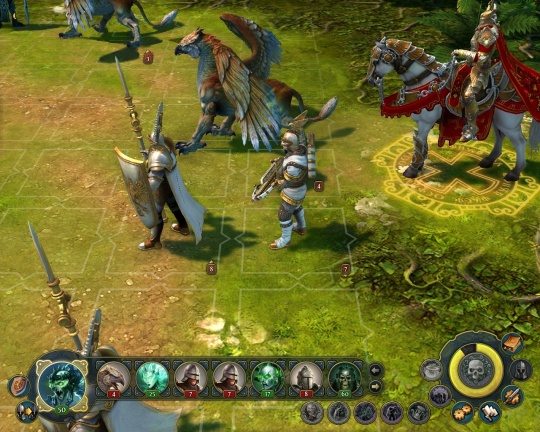 Might & Magic: Heroes VI - hivatalosan is