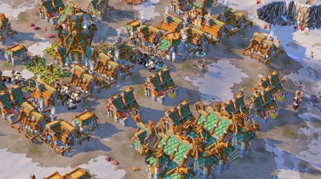 Behajóznak a vikingek az Age of Empires Online világába
