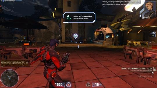 Firefall bemutató a gamescomon