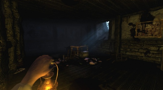 Amnesia: The Dark Descent cheat