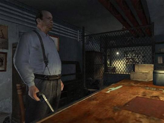 Mafia E3 oldal és képek