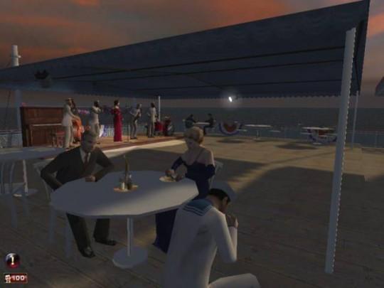Mafia, The City of Lost Heaven