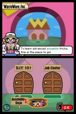 Wario Ware: Do It Yourself (DS)