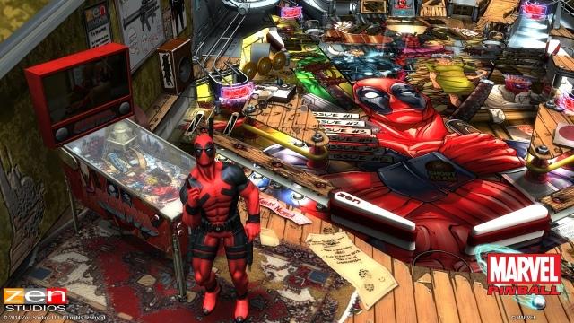 Pinball FX 2: Deadpool