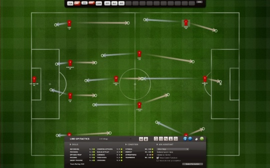 FIFA Manager 11 demo