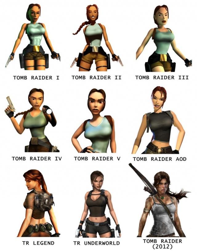 Klasszikus Tomb Raider epizódok a Steamen