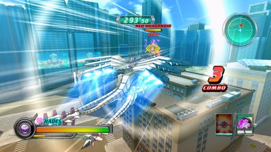 Bakugan Battle Brawlers - Defenders of the Core (PS3)