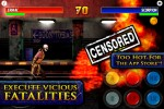 Ultimate Mortal Kombat 3 - iPhone-on is