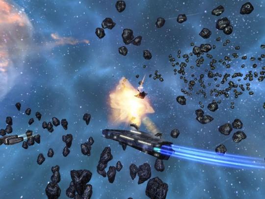Starpoint Gemini demo