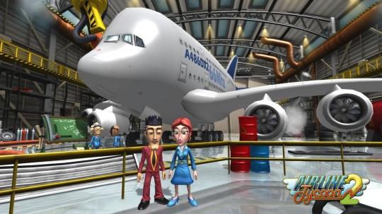 Airline Tycoon 2 bejelentés