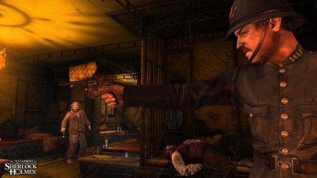 Pontos megjelenési dátumot kapott a The Testament of Sherlock Holmes
