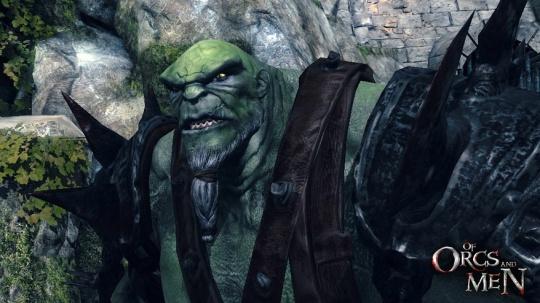 Of Orcs and Men - screenshotok