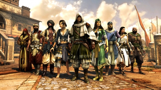 Assassin's Creed Revelations képek