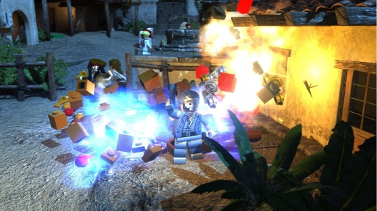 LEGO Pirates of the Caribbean: The Video Game cheat