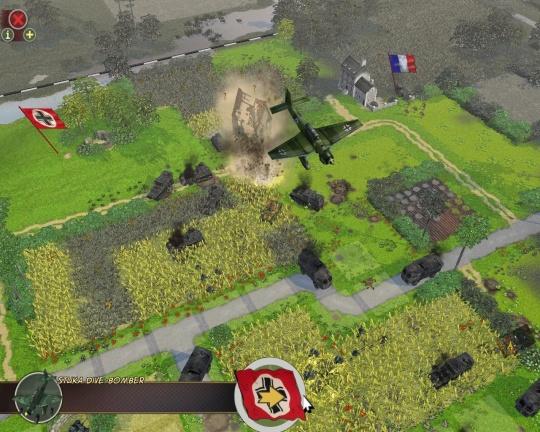 Battlefield Academy - Blitzkrieg France