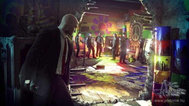 Hitman: Absolution - új játékmódot villantottak Kölnben