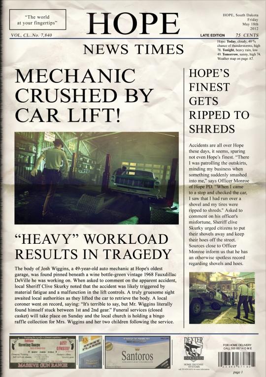 Hitman: Absolution - megjelent az újabb Hope News Times