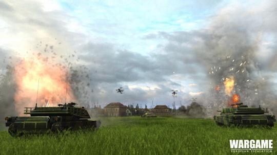 Wargame: European Escalation bejelentés