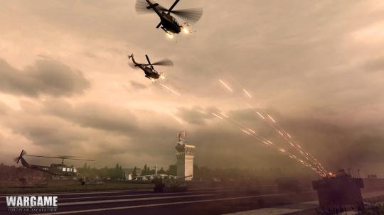 Wargame: European Escalation - képek és halasztás