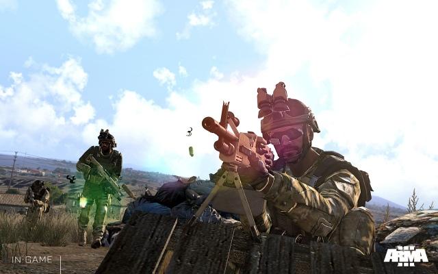 Áprilisban jön az Arma 3 Marksmen DLC