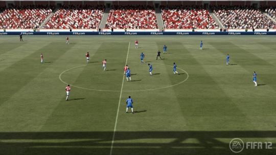 FIFA 12 - újítások sora valósul meg