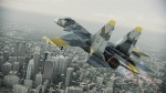 Ace Combat: Assault Horizon aranylemez és DLC infók