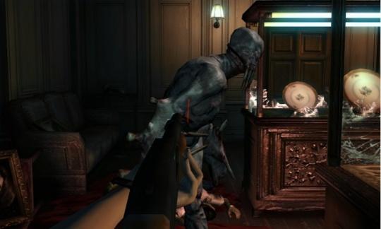 Resident Evil: Revelations infók és képek