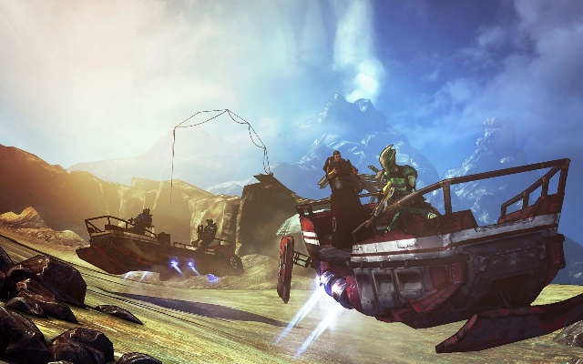 Kalózos témájú DLC érkezik a Borderlands 2-höz