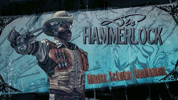 Itt a Borderlands 2: Sir Hammerlock's Big Game Hunt DLC tartalma