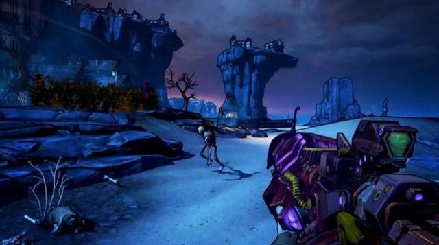 Képek a következő Borderlands 2 DLC-ből