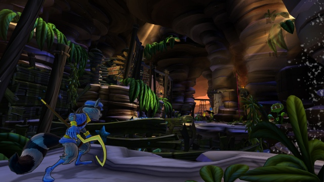 Sly Cooper - Thieves in Time (PS3)