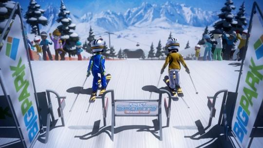 Kinect Sports: Season Two (X360)