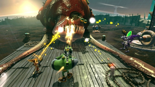 Ratchet & Clank: All 4 One (PS3)