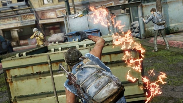 The Last of Us – multiplayer mód