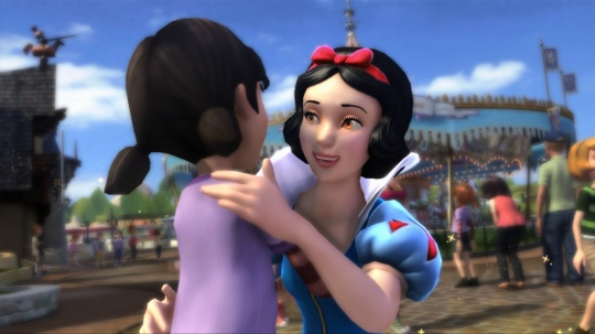 Kinect: Disneyland Adventures (X360)
