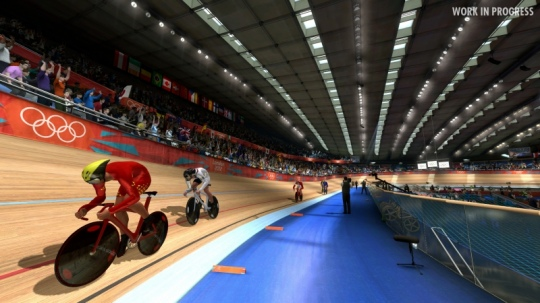 London 2012 - The Official Video Game