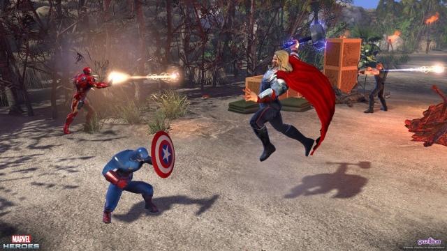 Marvel Heroes nyílt béta hétvége