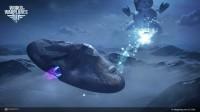 Téli játékmód a World of Warplanesben